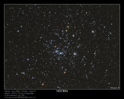 NGC884 du 15/10/2010